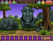 Statue Forest Escape на FlashRoom