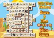 Wild West Mahjong на FlashRoom
