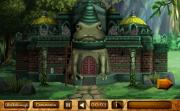 Игра The Bull Frog Temple на FlashRoom