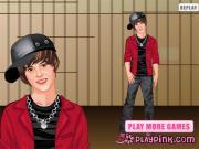 Justin Bieber Dress Up на FlashRoom