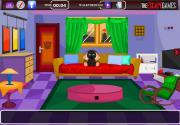 Friend Bed Room Escape на FlashRoom