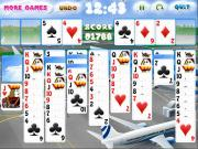 Airport Solitaire Game на FlashRoom
