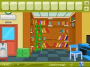 Escape From Library на FlashRoom