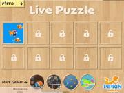Live Puzzle на FlashRoom