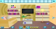 Dwelling Room Escape на FlashRoom