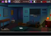 Puzzle In Darkness Escape на FlashRoom