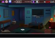Puzzle In Darkness Escape на FlashRoom