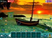 Игра Закат на пляже на FlashRoom