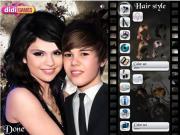 The Fame Selena Gomez & Justin Bieber на FlashRoom