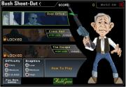 Игра Bush Shoot Out на FlashRoom
