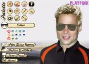 Brad Pitt на FlashRoom