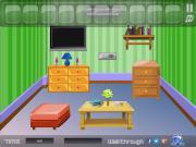 Small Green Room Escape на FlashRoom