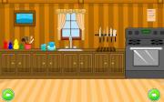 Игра Запертый на кухне на FlashRoom