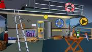 Игра Escape From Ship фото