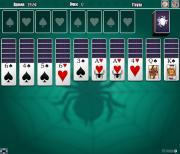 SPIDER SOLITAIRE 2 SUITS на FlashRoom