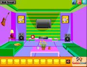 Игра Color Music Room Escape фото