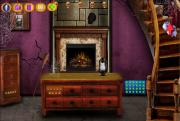 Игра Halloween Scary Ghost Palace Escape фото