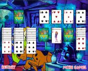 SCOOBY DOO Solitaire Game