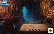 Игра Найди сокровище в пещере на FlashRoom