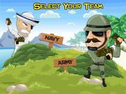 Navy Vs Army на FlashRoom