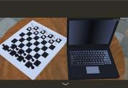 Chess Puzzle Escape