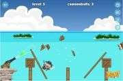 Игра Coastal Cannon фото