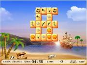 Jolly Roger Mahjong на FlashRoom