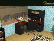 Blue Living Room Escape на FlashRoom