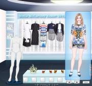 Stella McCartney Resort 2012 на FlashRoom