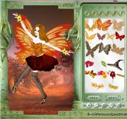 Fall Fairy на FlashRoom