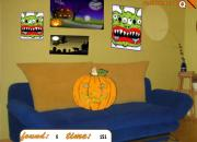 Hidden Gemstones: Halloween Rooms