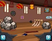 Игра Chinese Warrior House Escape 2 фото