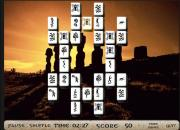 Ancient Statues Mahjong на FlashRoom