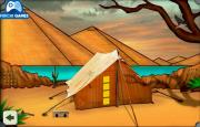 Игра Найди золотого верблюда в пустыне на FlashRoom