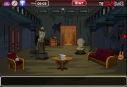 Игра Devil Home Escape фото