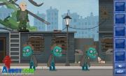 Zombie Flood на FlashRoom
