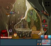 Stone Cave Escape на FlashRoom