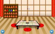 Игра Побег из комнаты самурая на FlashRoom