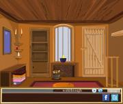Beautiful Wood House Escape на FlashRoom