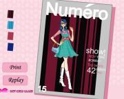 Модель для обложки на FlashRoom