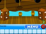 Игра Find HQ Pirate Ship фото