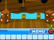 Find HQ Pirate Ship на FlashRoom