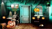Игра Побег из дома скелетов на FlashRoom