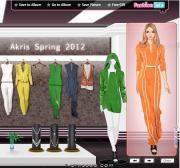 Akris Spring 2012 на FlashRoom
