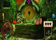 Игра Найди ключ от лесного дома на FlashRoom