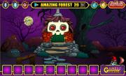 Игра Scary Halloween Zombie Rescue фото