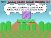 Purple Invaders на FlashRoom