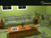 Green Puzzle Room