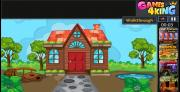 Игра Garden House Escape фото