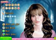 Игра Emma Watson Education Make Up Game на FlashRoom